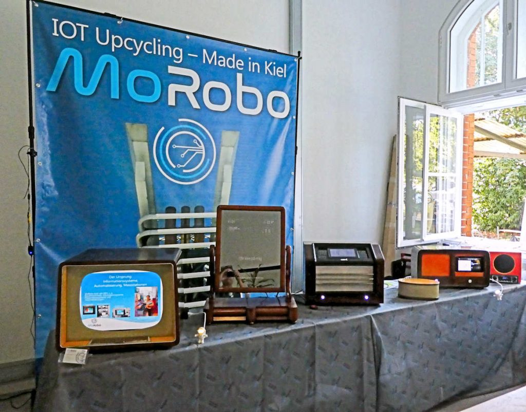 MoRobo Messestand auf dem InnovationsFestival 2019
